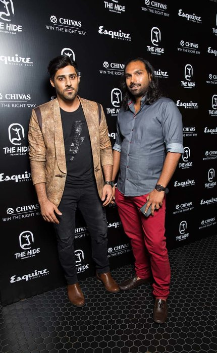 Fouad and Raja Saby