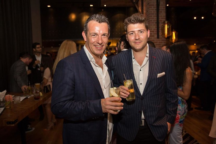 Greg Moore and Thomas Shambler