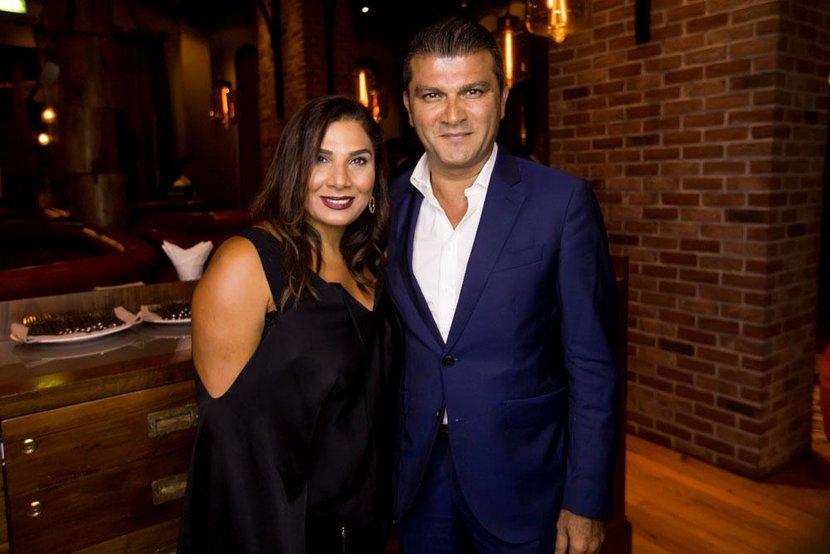Norma and Carlos Yeghiazarian