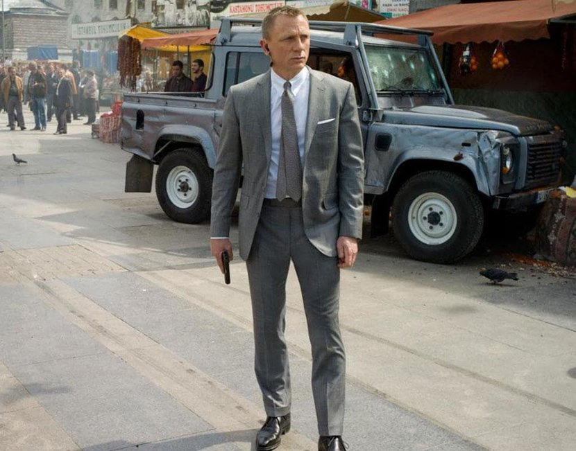 James Bond, 007, Trailer