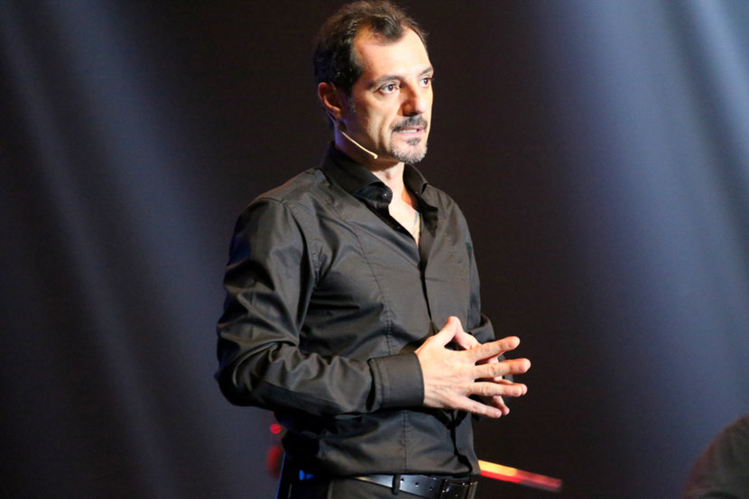 Adel Karam, Netflix, Middle East first, Stand-up comedy, Lebanon, The Insult, Creative Arab Talent, First Middle East original coming to Netlfix in 2018, Lebanese stand-up comedian Adel Karam to star in Netflix's regional debut