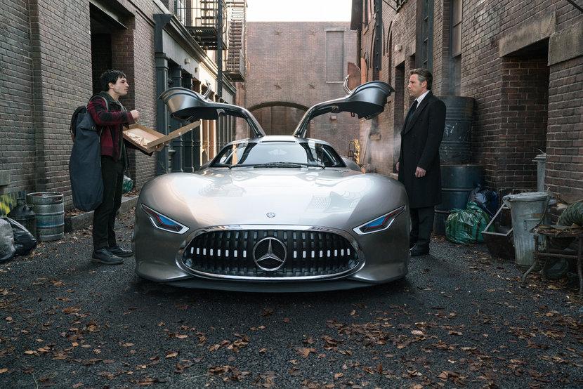 Mercedes-Benz, Mercede, Batman, Mercedes, Justice league, Justice Leage Car, Motors, Cars