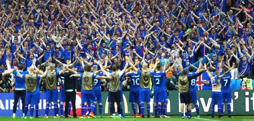 Iceland, FIFA world cup, Viking thunder-clap, Russia 2018, The smallest ever country to make the FIFA world cup, The Viking thunder-clap is on its way to Russia