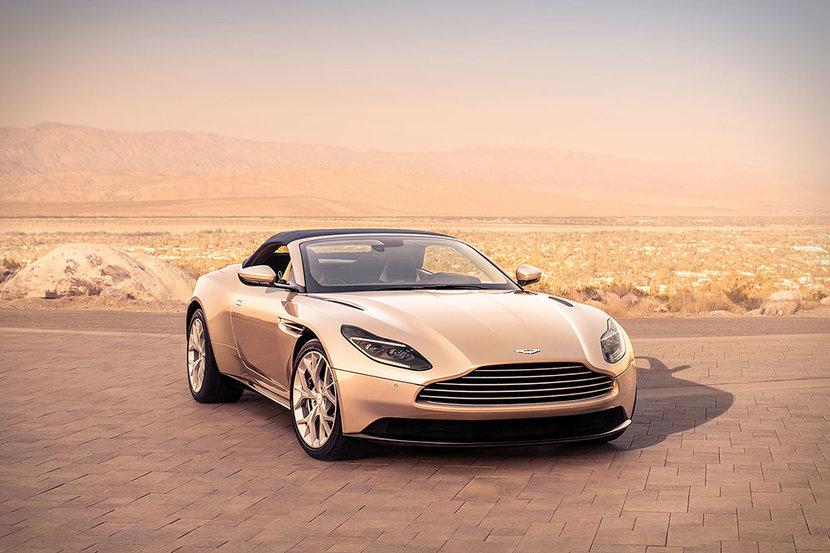 Aston Martin, Aston Martin DB11 Volante, DB11 Volante, Cars