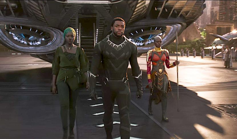 Black Panther, Black Panther Trailer, Marvel