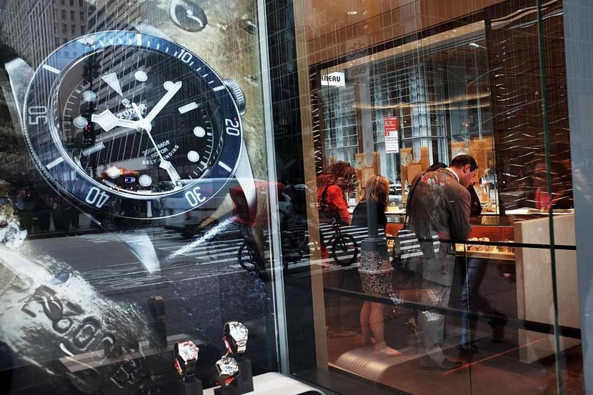 Tag Heuer, TAG HEUER Connected, Jean-Claude Biver
