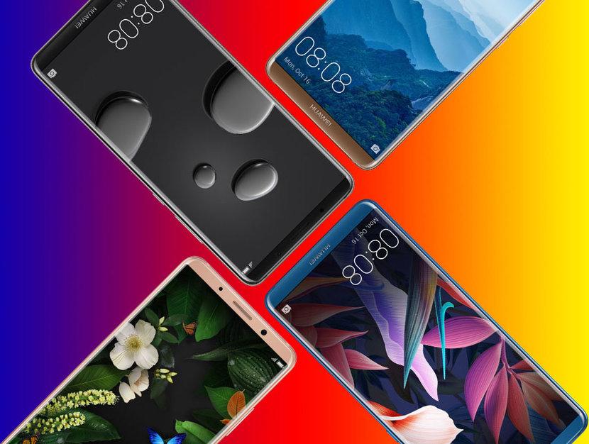 Huawei, Huawei Mate 10, Mate 10, Technology, Smartphone