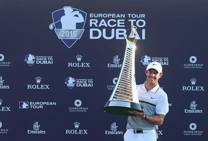 DP World Tour Championship, DP World Tour, Golf