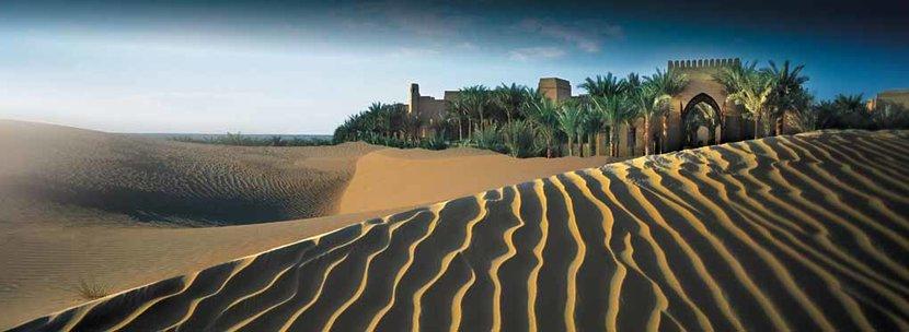 Bab al Shams, Bab al Shams Resort and Spa, Resort and Spa, Al Hadheerah, Evergreen