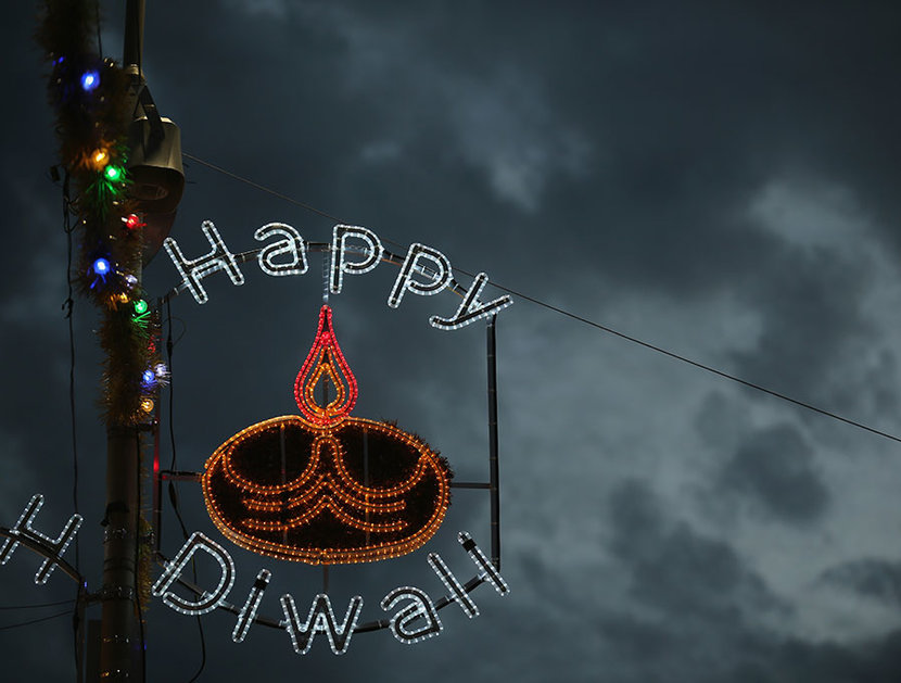Diwali, Rang mahal, Chef Amrish, Atul Kochhar, Indians