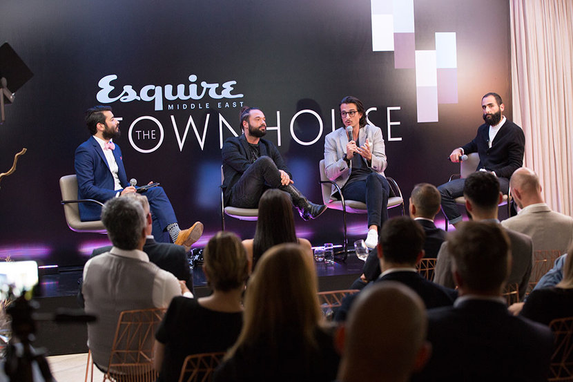 Esquire Townhouse, Townhouse, The Arts, Ali Mostafa, Tarak Al Zaharna, Sacha Jafri