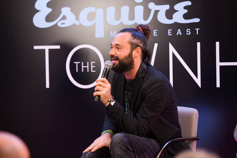 Panel talk   Esquire townhouse event  held at volante tower Abraj street business bay