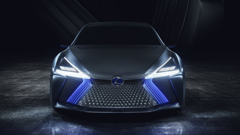 Lexus, Lexus LS+, Concept cars, Urban Teammate, Highway Teammate, 3-d artificial intelligence, The Lexus LS+ Concept car is designed to drive itself, Esquire Motors, To celebrate the 10th anniversary for Lexus' F division, The Japanese manufacturer displays its 2020 plans
