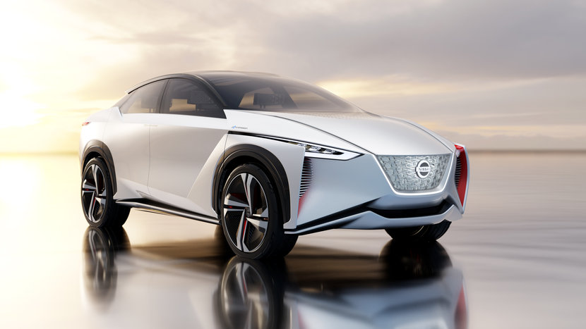 Nissan, IMx, Electric cars, Concept cars, Esquire Motors, The Nissan IMx, The ideal electric car experience | Esquire Motors, A sense of 'openness', An elegant look and futuristic compatibility in this environment-friendly concept car, Tokyo Motor show 2017