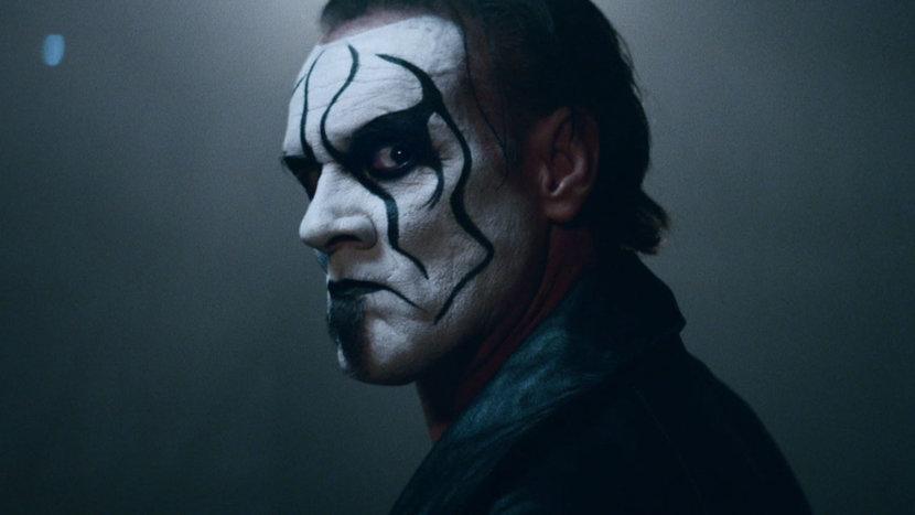WWE, Sting, 2k18, WWE 2k18, Dubai, Crow Sting, Interview