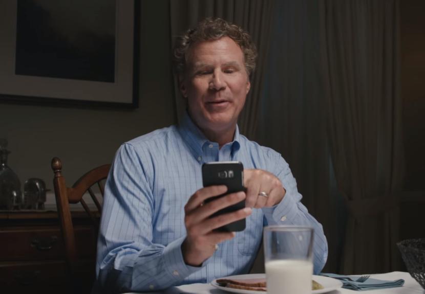 Will Ferrell, Ferrell, Snapchat, Technology