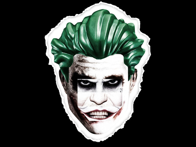 The Joker, Batmna, Batman, The Dark Knight, Magazine, Evergreen