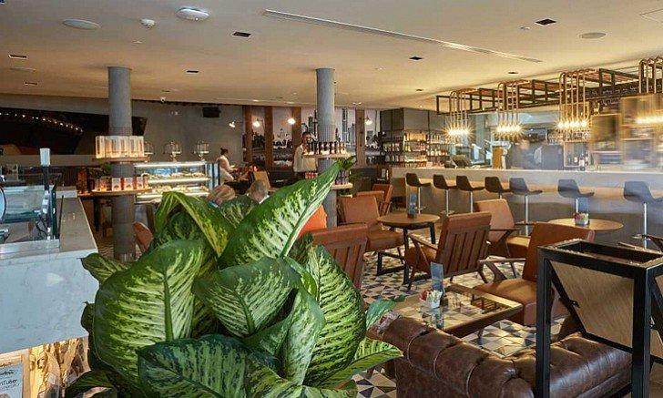 Jones the Grocer, Emirates Golf Club, Cafe, Dubai Cafe, Jones the Grocer Dubai