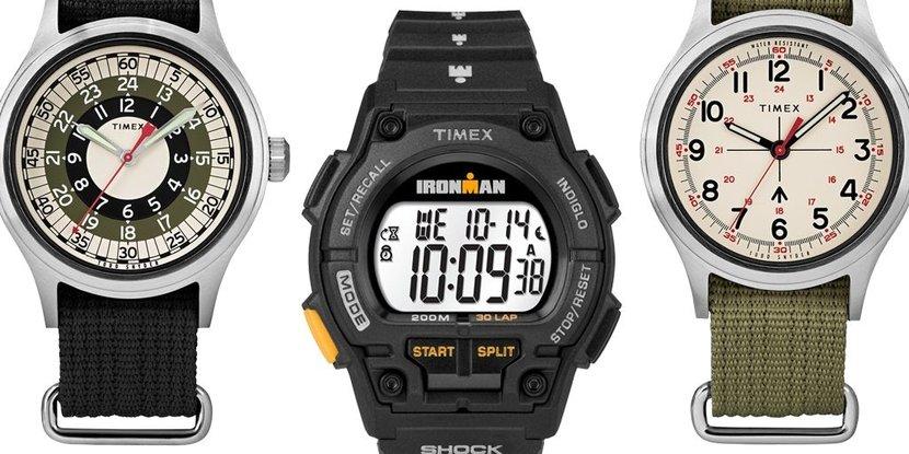 Timex, Todd Snyder, Reissue Collection, Watches, Big Watch Book