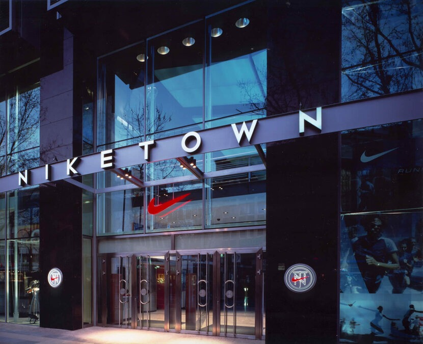 Nike, Niketown Dubai, Dubai Mall, Biggest Nike store in the world, Nike lab, Nike's largest store in the world is set to open in the Dubai Mall, According to Gulf News, Niketown is set to open in 2018, Making Dubai one of 9 cities in the world to acquire a Nike lab