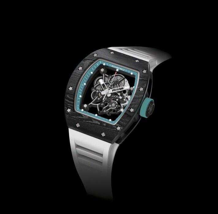 Richard Mille, Yas marina circuit, Exclusive to UAE, The UAE's most exclusive watch: Richard Mille 055- Yas Marina Circuit, A watch that symbolizes the world-renowned watchmaker's long-lasting partnership with the F1 circuit