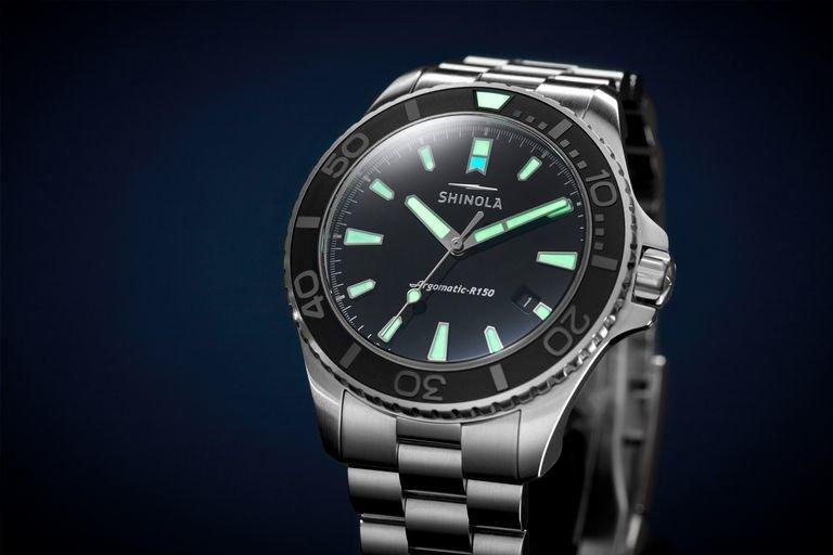 Shinola, Watches, Big Watch Book, Esquire Watch Book, Automatic, Diver watches, Diver watch
