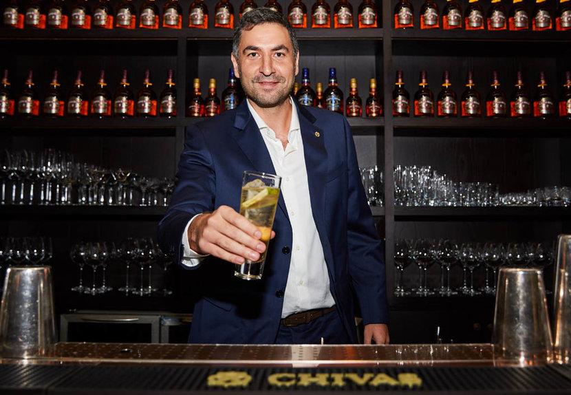 The Good Bartenders, Chivas, Chivas Regal, Events