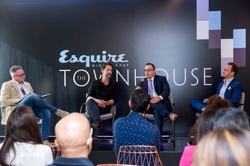Esquire Townhouse, Townhouse, Watches, Max Busser, Remy Julia, Andrew Wingrove, Arab Watch Guide, Hassan Akhras