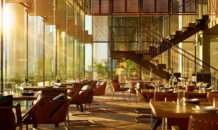 David Myers, Basta!, Bleu Blanc, Renaissance Hotel Dubai, Renaissance Hotel, Downtown Dubai