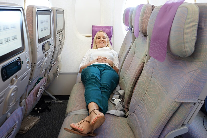 Virgin Atlantic, Jet lag, The Sleep council, Good flight sleep, The secret to a good flight's sleep, Virgin Atlantic team up with The Sleep Council to bring you the ultimate flight guide to fight jet lag