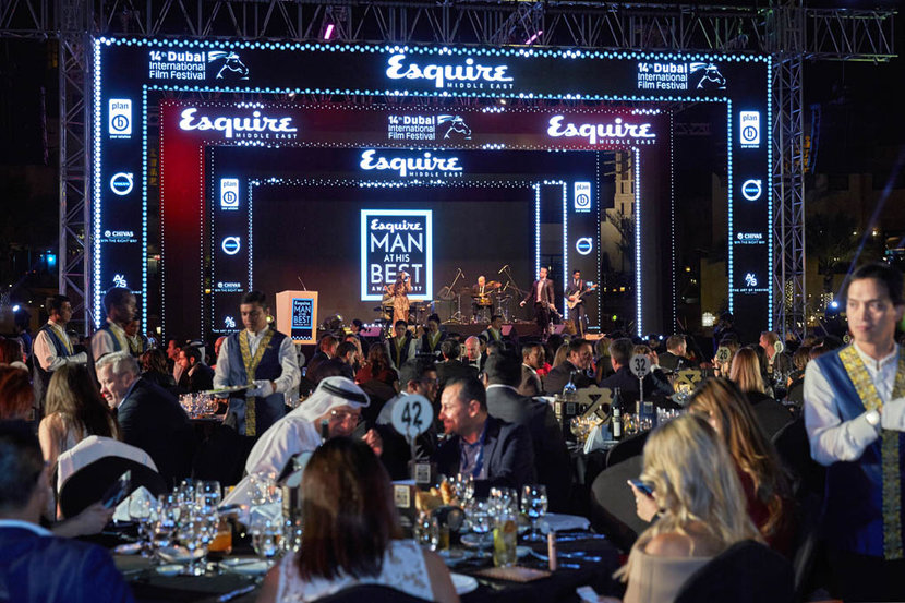 MaHB Awards, Man At His Best Awards, Esquire, Esquire Middle East