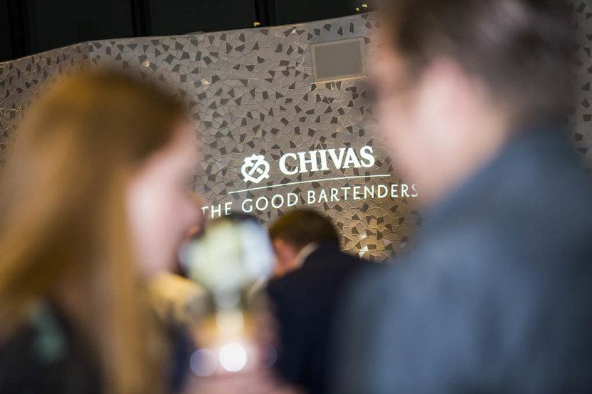 The Good Bartender, Donna Benton, The Entertainer, Chivas The Good Bartenders