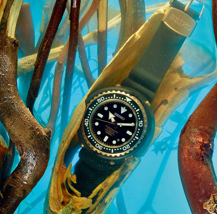 SBDX014G Seiko Marinemaster Professional Automatic Divers, 1,000 meters, AED16,275