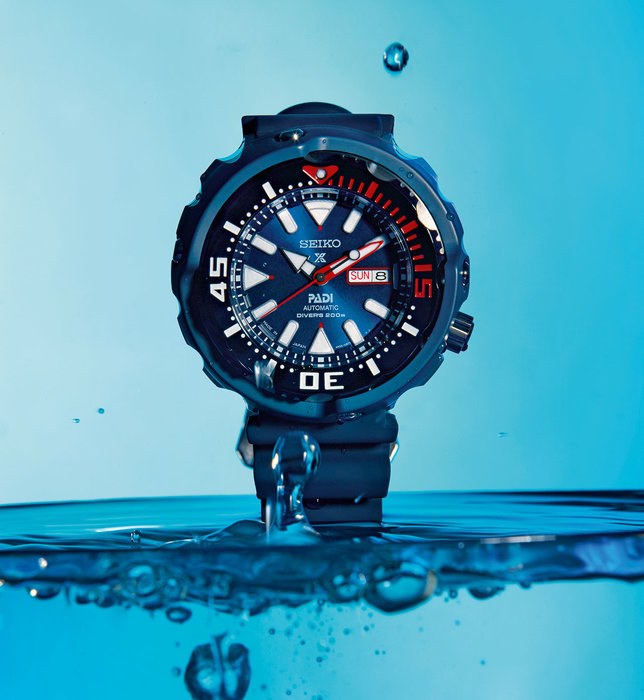 SRPA83J1 Seiko Prospex PADI Edition Automatic Divers, 