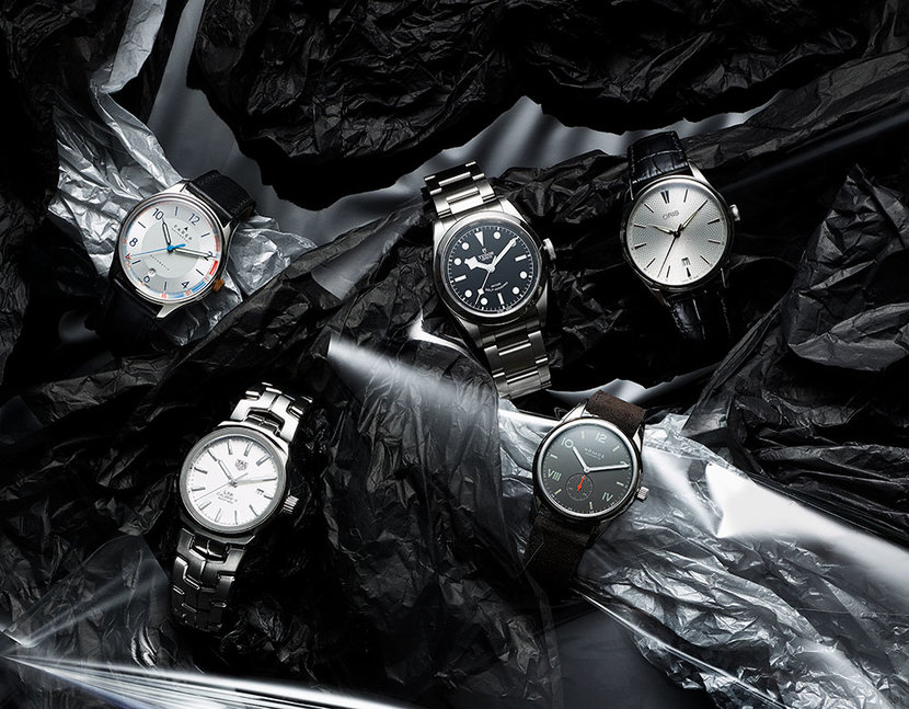 Big Watch Book, First Watches, Tag Heuer, Brir Farer, Oris, Tudor, Nomos