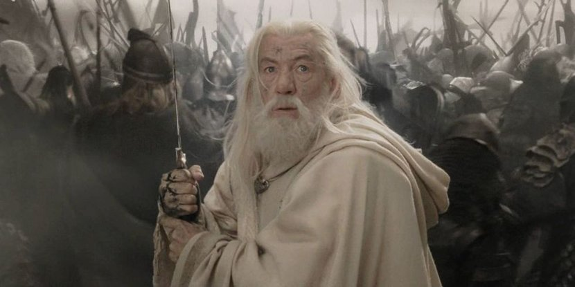 Sir Ian McKellen, Gandalf, Lord of the rings, Amazon Prime, Television, TV