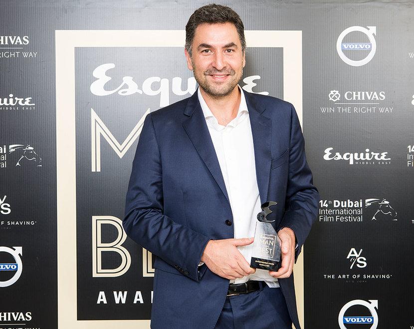 MAHB Awards 2018, Idriss Al Rifai