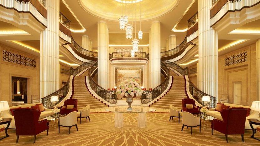 The St. Regis, The St. Regis ABu Dhabi, Abu dhabi, Hotels