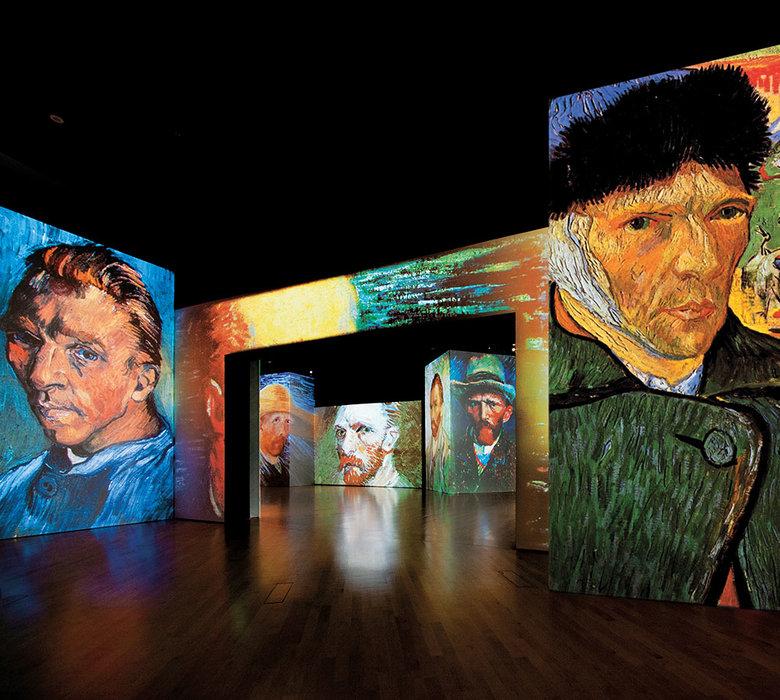 Vincent Van Gogh, Van gogh, D3, Van Gogh Alive, Art, Exhibition