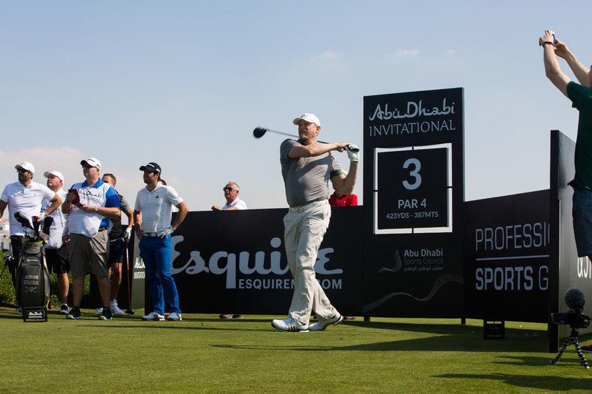 Abu Dhabi Invitational Golf Yas Links Golf Course Yas Island   Abu DhabiUnited Arab EmiratesPhoto byGrace Guino  ITP Images