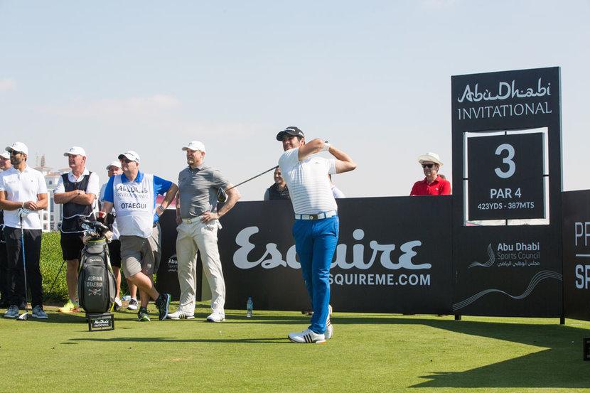 AD Invitational, Abu Dhabi Golf, Abu Dhabi Invitational