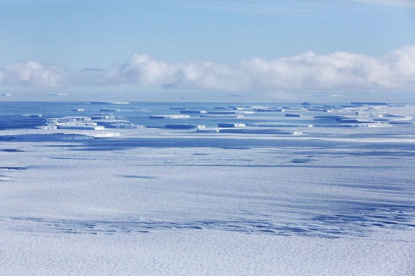 Ice Maiden, Arctic, Antarctica