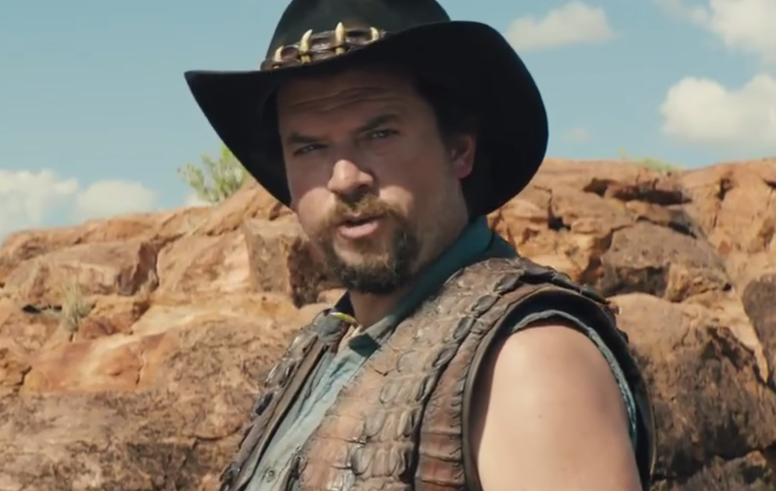 Danny McBride, Corocodile Dundee, Son of Dundee, Dundee: The Son of a Legend Returns Home