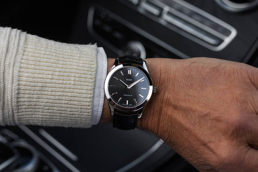 MAEN Watches, Esquire Watch Book, Big Watch Book, Talking Time