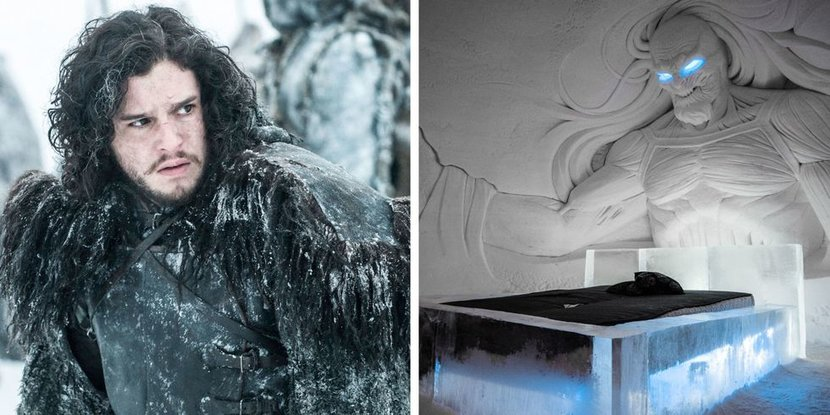 Game of thrones, GoT, Game of Thrones Hotel, Finland
