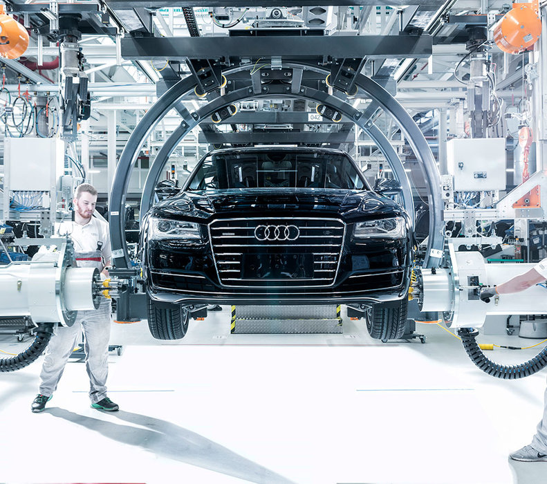 Audi, Audi A8 Quattro, New Audi 2018