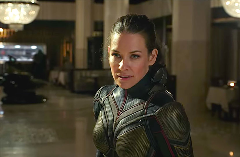 Paul Rudd, Evangeline Lilly, Ant-Man, Ant-Man and the Wasp