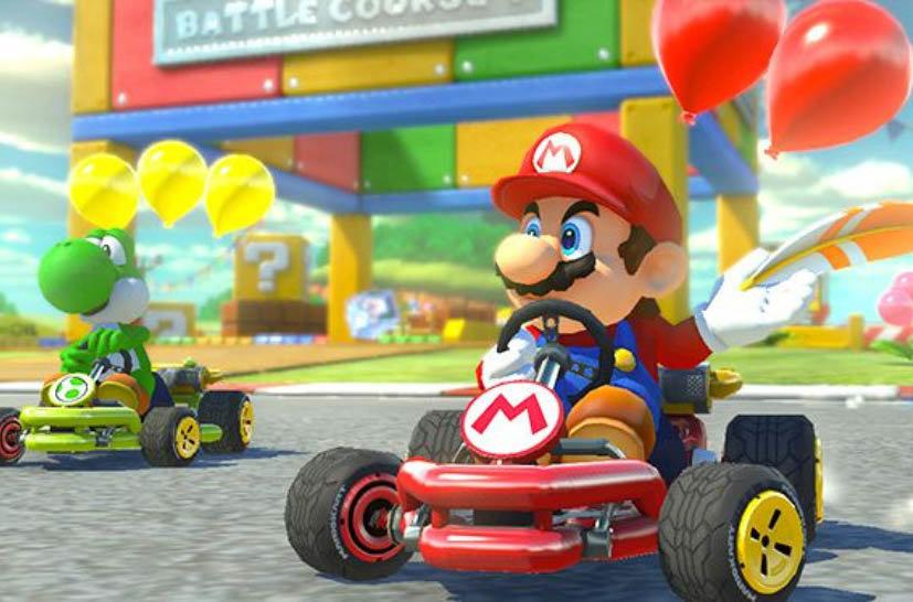 Mario Kart, Nintendo, Mario Kart Tour