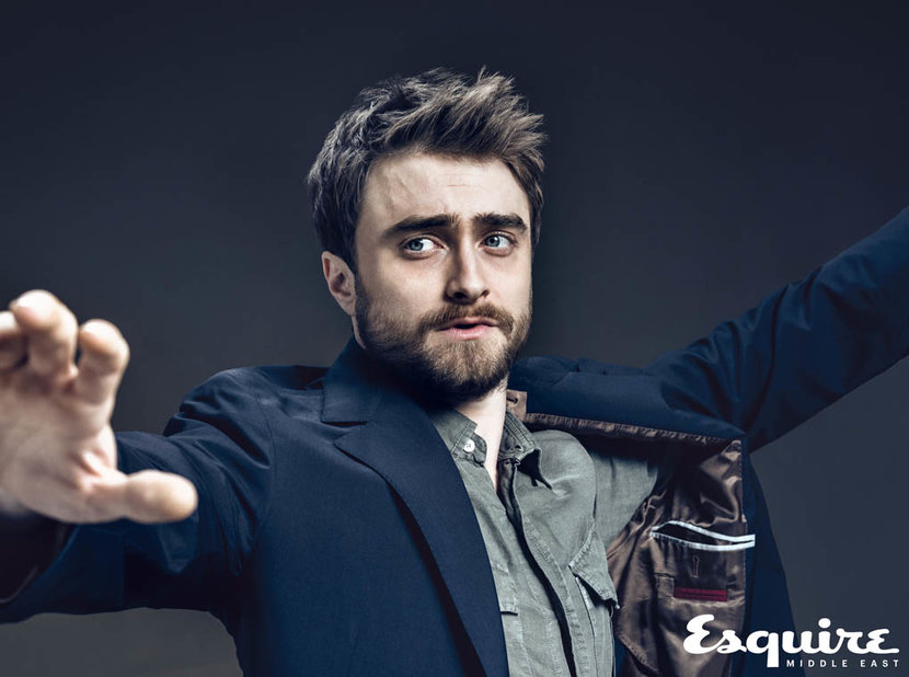 Daniel Radcliffe, Esquire Middle East, Esquire