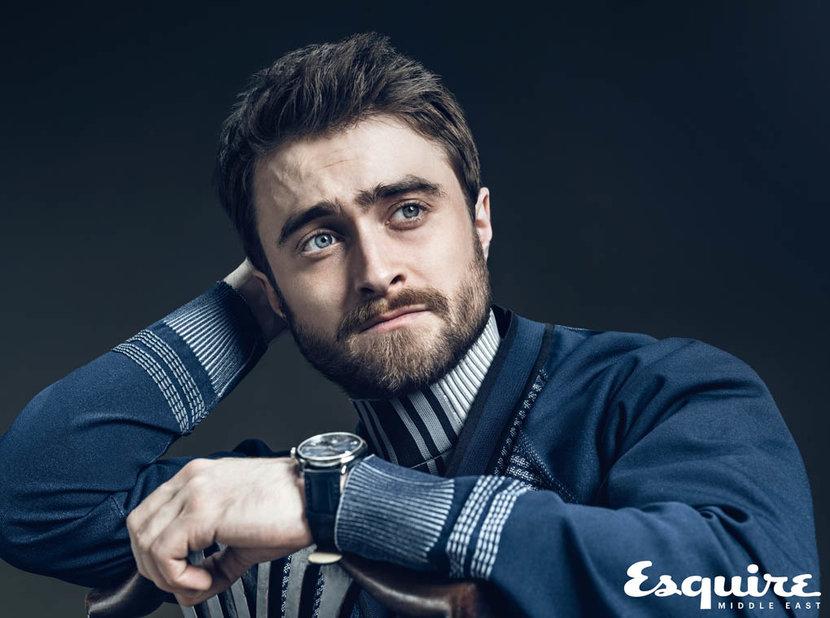 Daniel Radcliffe, Harry potter, Jungle, Beasts of Burden, March 2018, Magazine